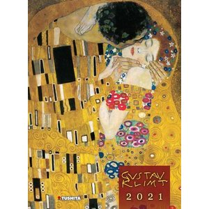 Maxi Calendrier 2021 Gustave Klimt Grand format