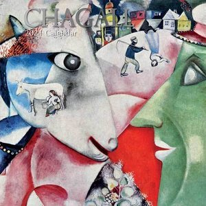 Calendrier 2021 Marc Chagall