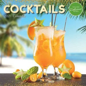 Calendrier 2021 Cocktail