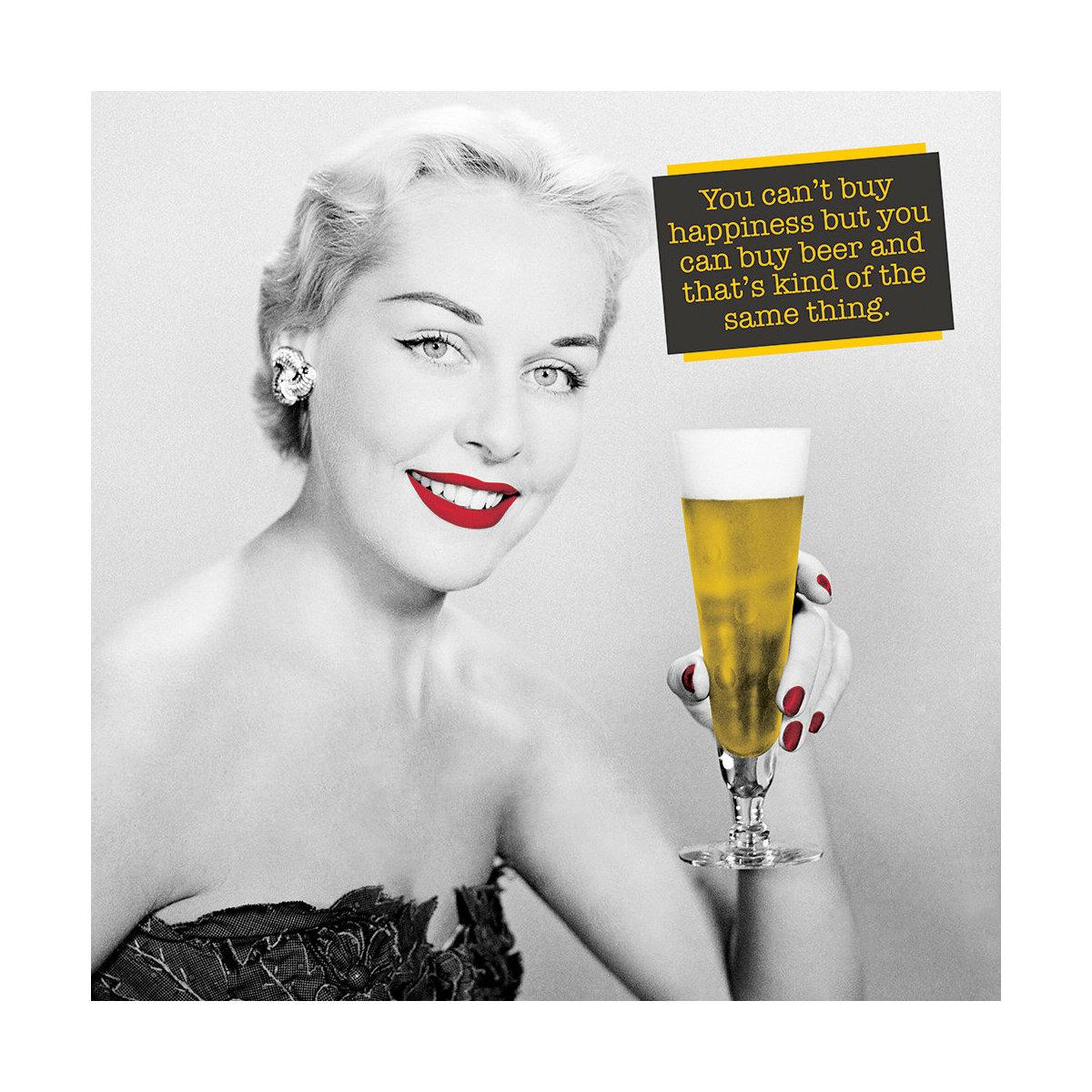 Calendrier 2021 Photo rétro bière