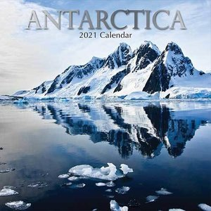 Calendrier 2021 Antarctique