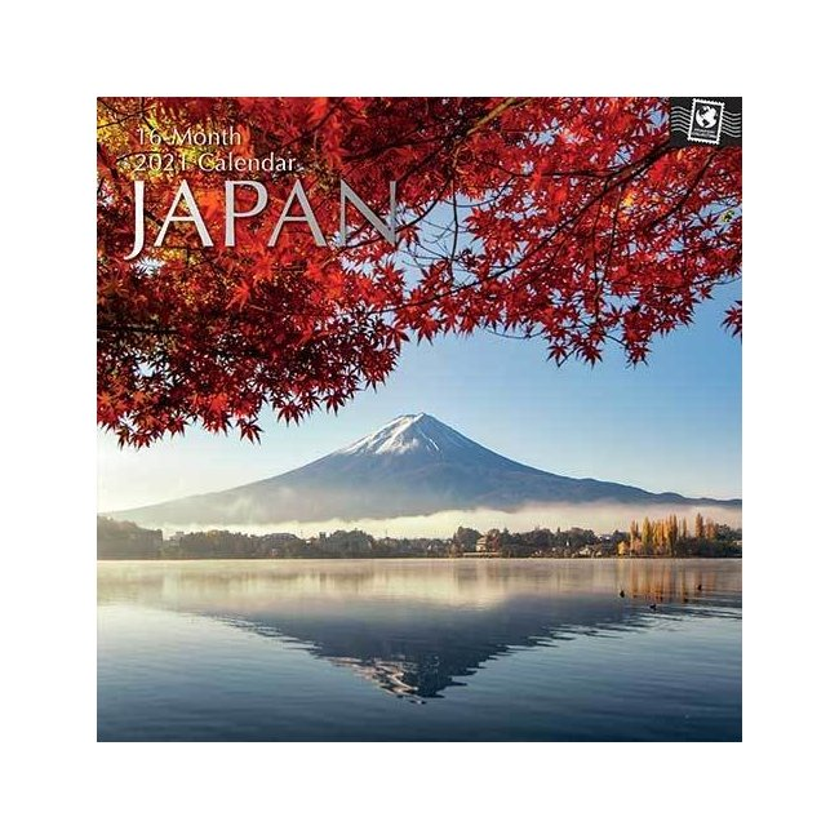 Calendrier 2021 Japon