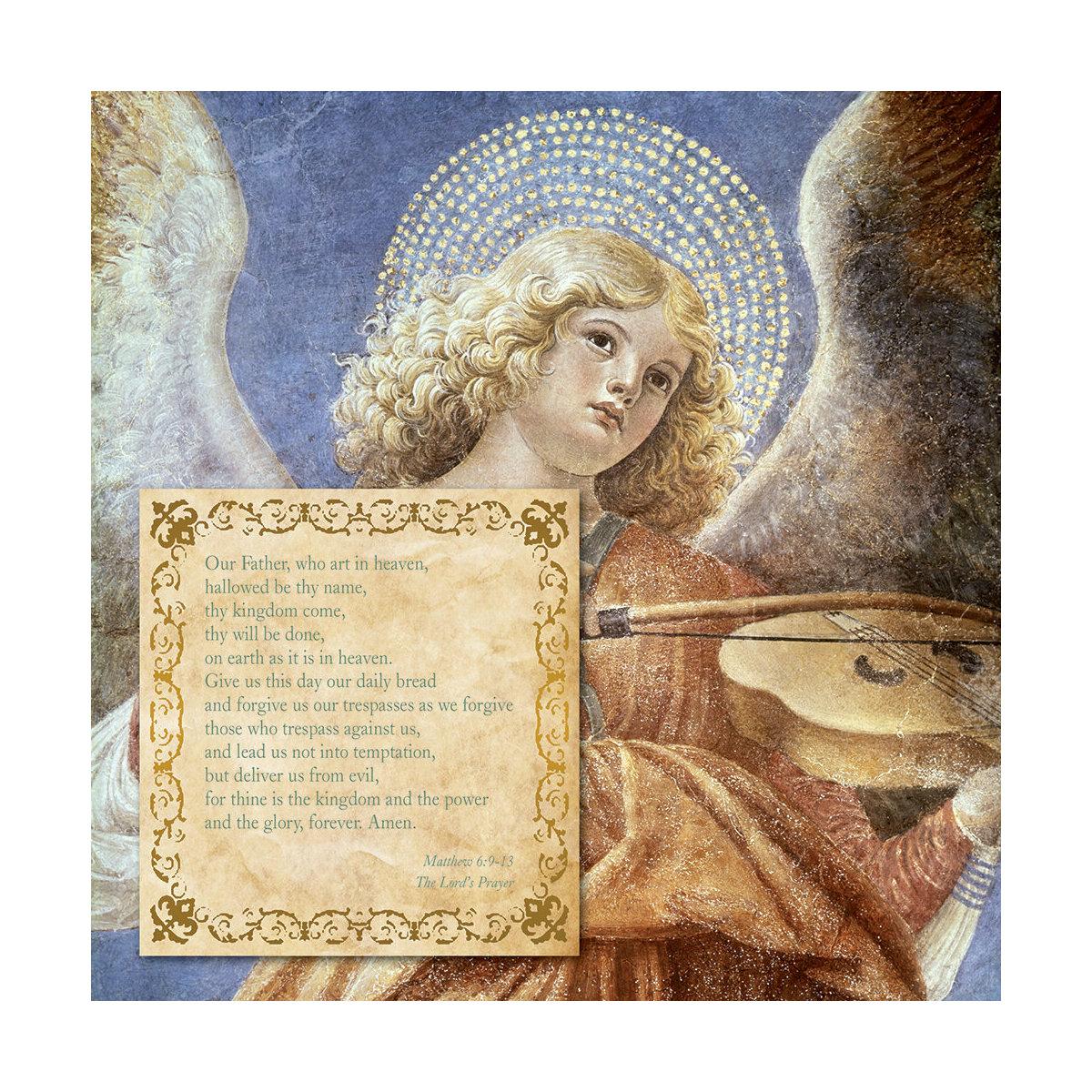 Calendrier 2021 Illustration prière