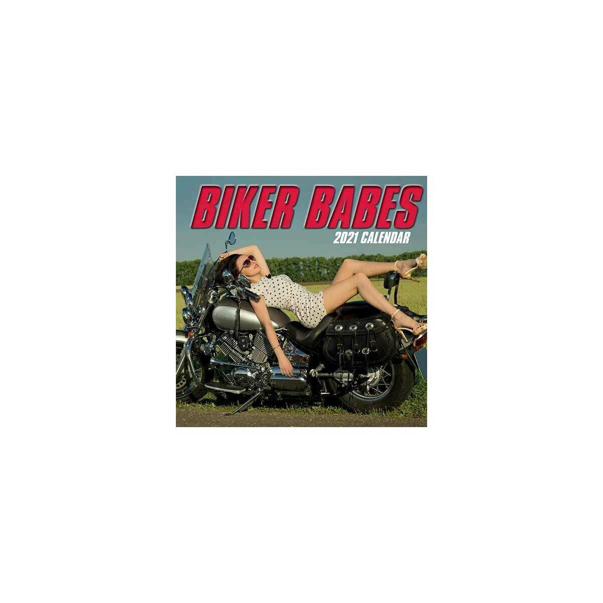 Calendrier 2021 Hot Femme Calendrier 2021 Sexy femme et moto