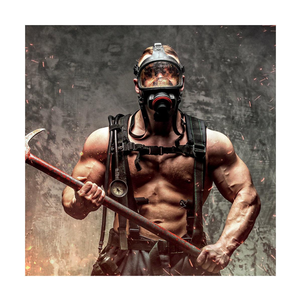 Calendrier Des Pompiers 2021 Calendrier 2021 Sexy pompier