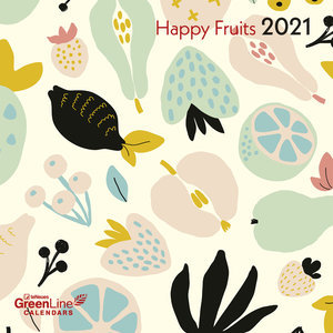 Calendrier 2021 Eco-responsable Fruit