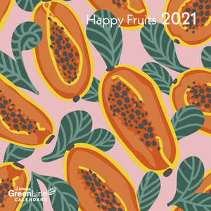 Mini calendrier 2021 Eco-responsable Fruit