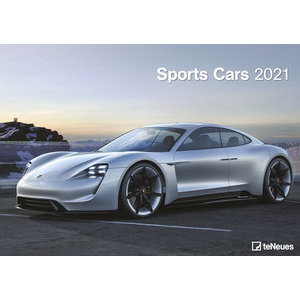 Maxi Calendrier 2021 Voiture sportive