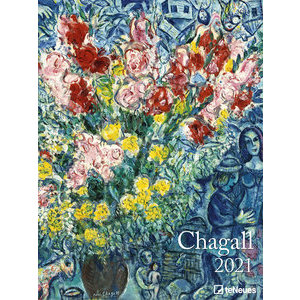Maxi Calendrier Poster 2021 Marc Chagall