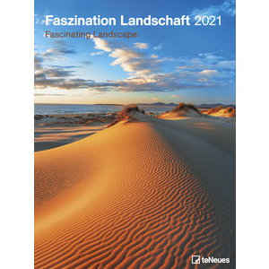 Maxi Calendrier Poster 2021 Paysage fascinant