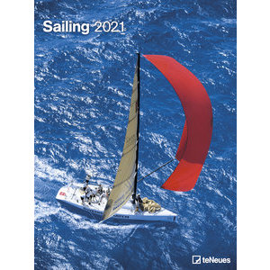 Maxi Calendrier Poster 2021 Voile