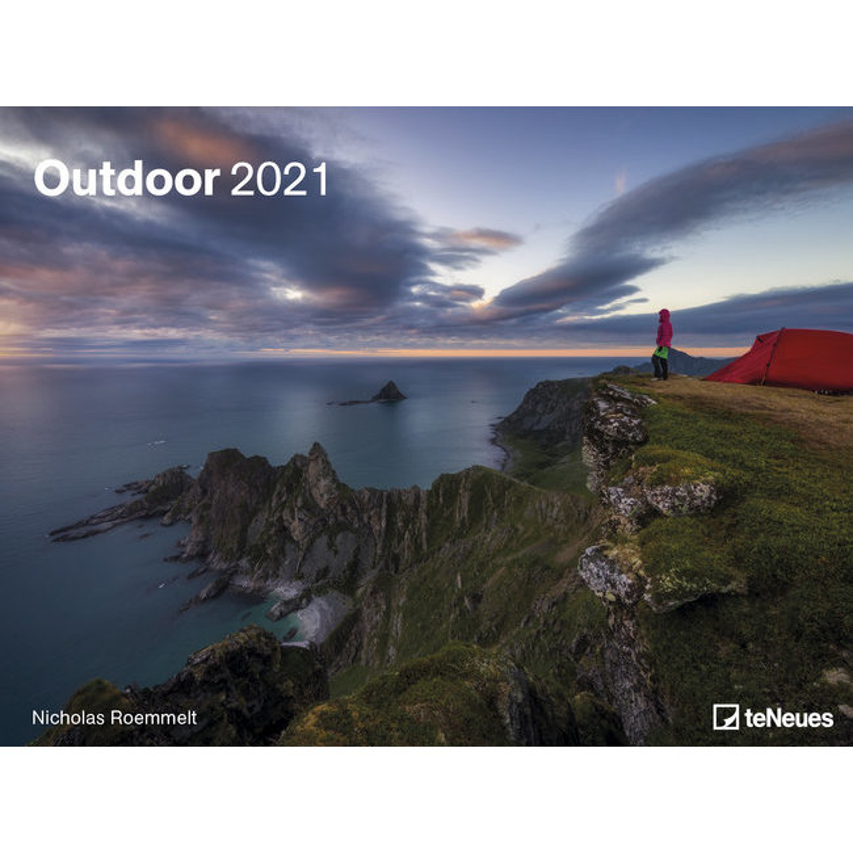 Maxi Calendrier Poster 2021 Nature extrême