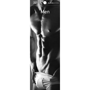 Calendrier marque page sexy homme 2021