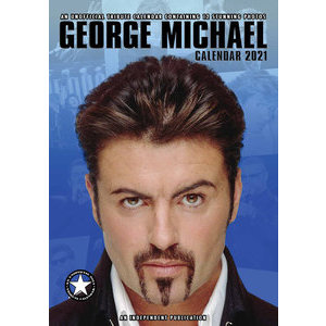 Calendrier 2021 George Michael A3