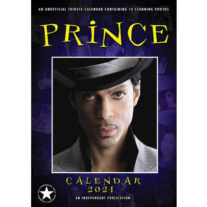 Calendrier 2021 Prince A3