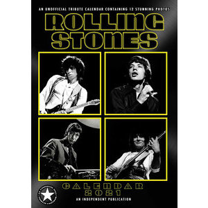 Calendrier 2021 Rolling stones format A3