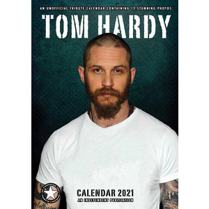 Calendrier 2021 Tom Hardy format A3