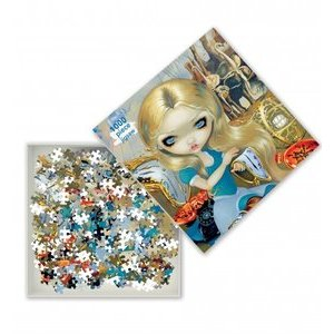 Puzzle 1000 pcs Alice - Jasmine Becket Griffith