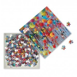 Puzzle 1000 pcs couleurs -Nel Whatmore