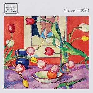 Calendrier 2021 Art collection Ecossaise