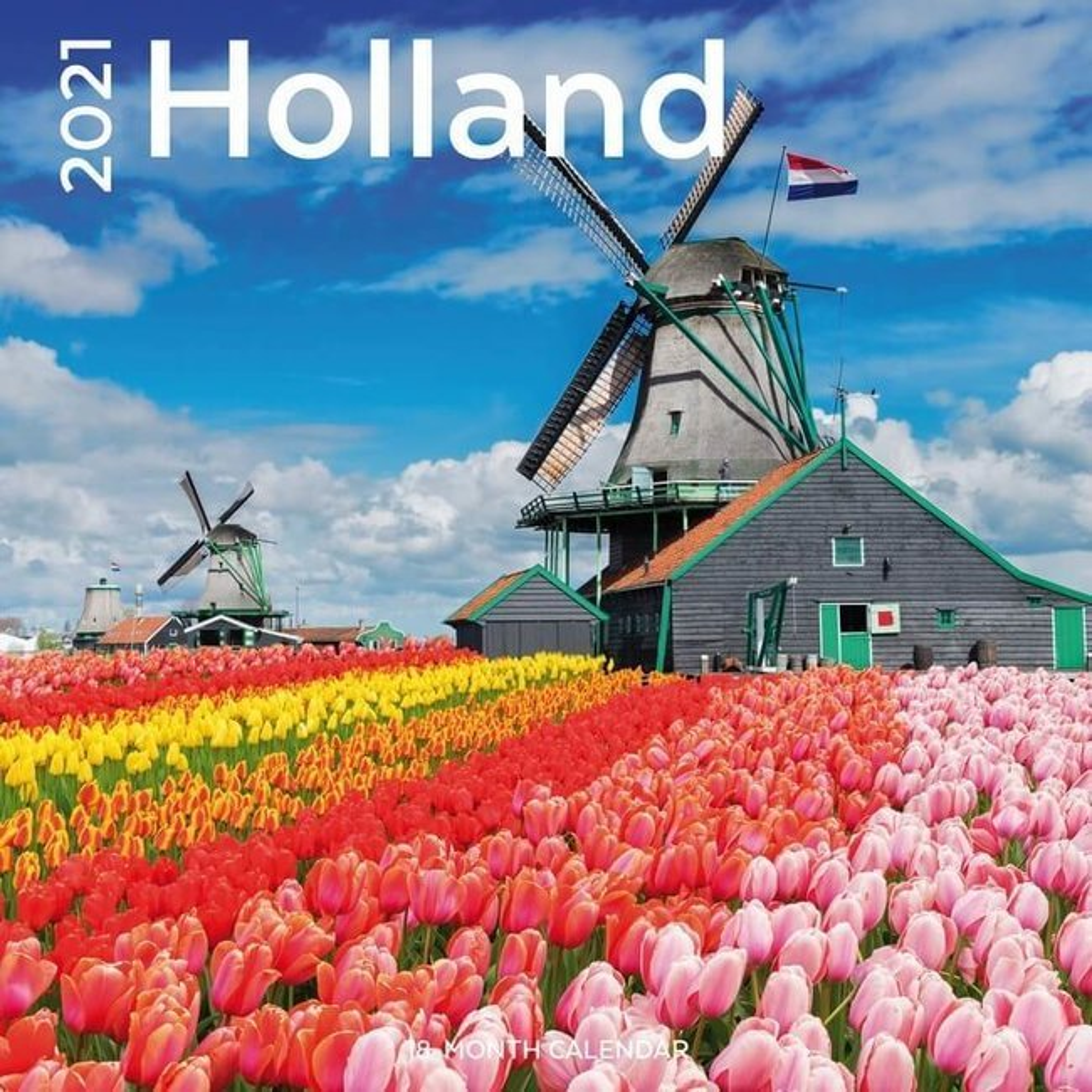 calendrier hollande pays bas 2021