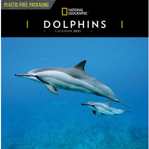 Calendrier 2021 Dauphin National Geographic