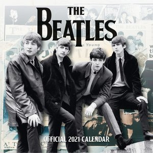 Calendrier 2021 Beatles
