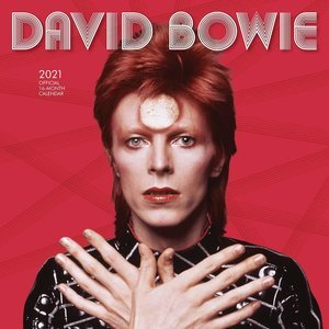 Calendrier 2021 David Bowie