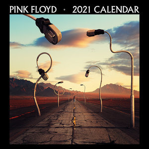 Calendrier 2021 Pink Floyd
