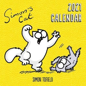 Calendrier 2021 Simon cat's