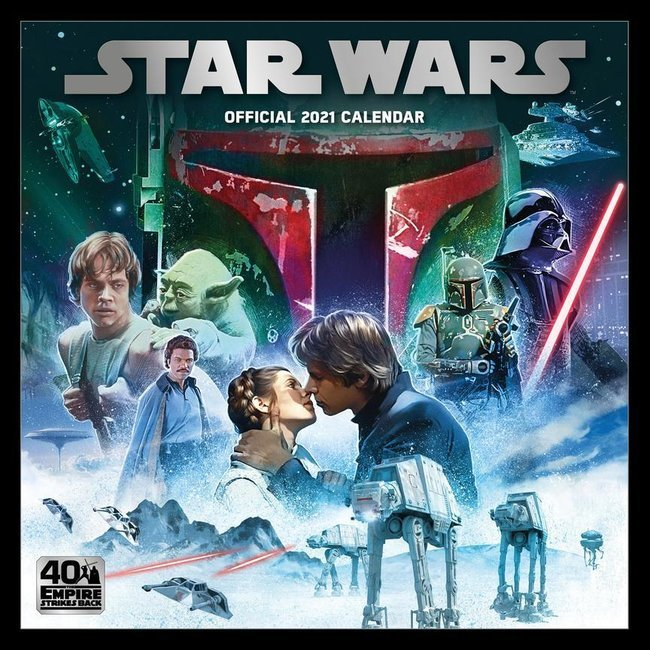calendrier Star Wars 2021