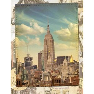 Carnet de note New York vintage