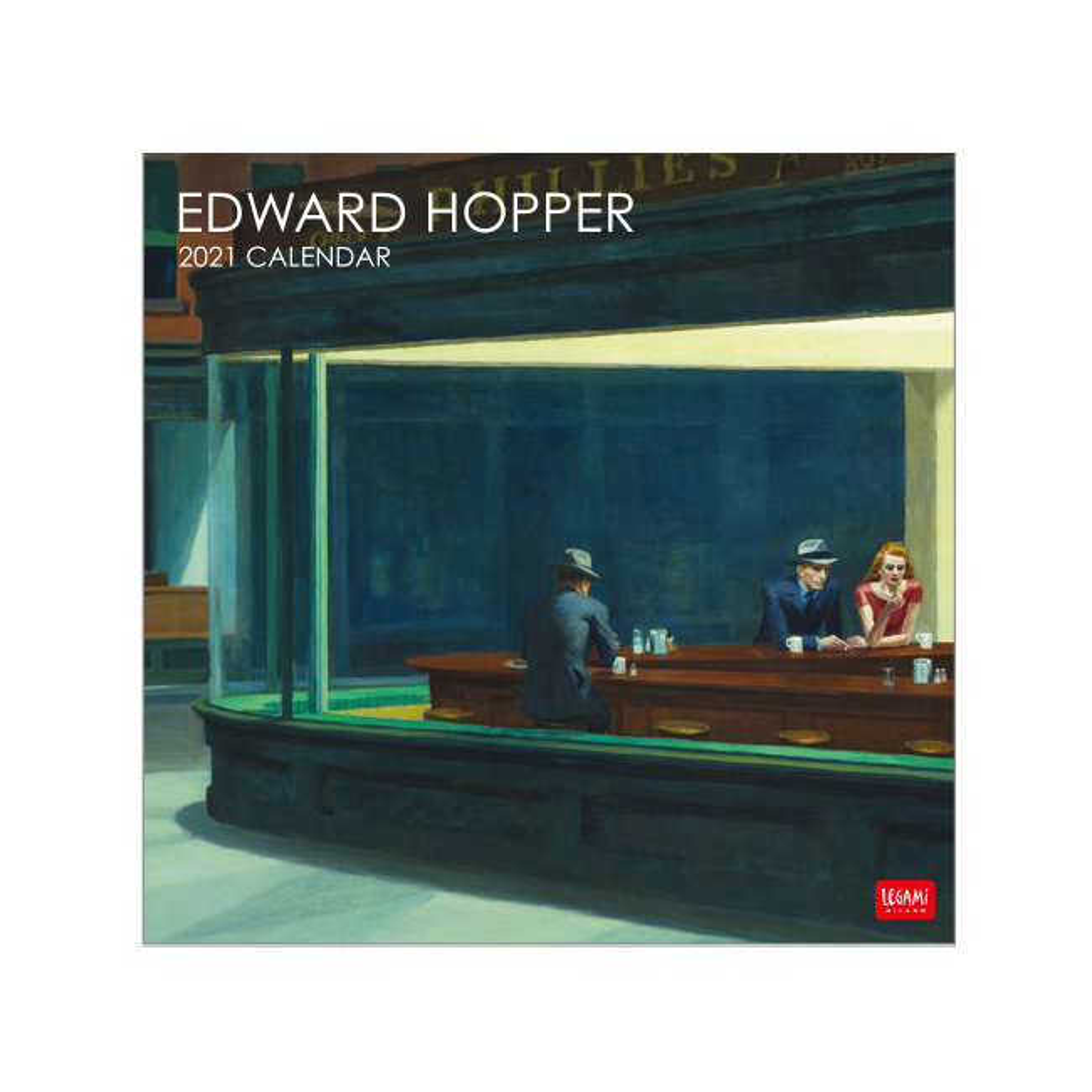 Calendrier Snooker 2021 Calendrier 2021 Edouard Hopper