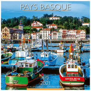 Calendrier 2021 Pays basque -port