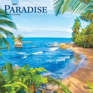 Calendrier 2021 Paysages paradisiaques