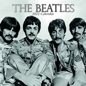 Calendrier 2022 Beatles