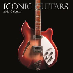 Calendrier 2022 Guitare mythique