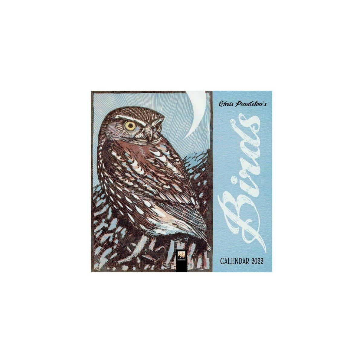 Mini Calendrier 2022 Mini calendrier 2022 Oiseaux