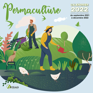 Calendrier 2022 Permaculture