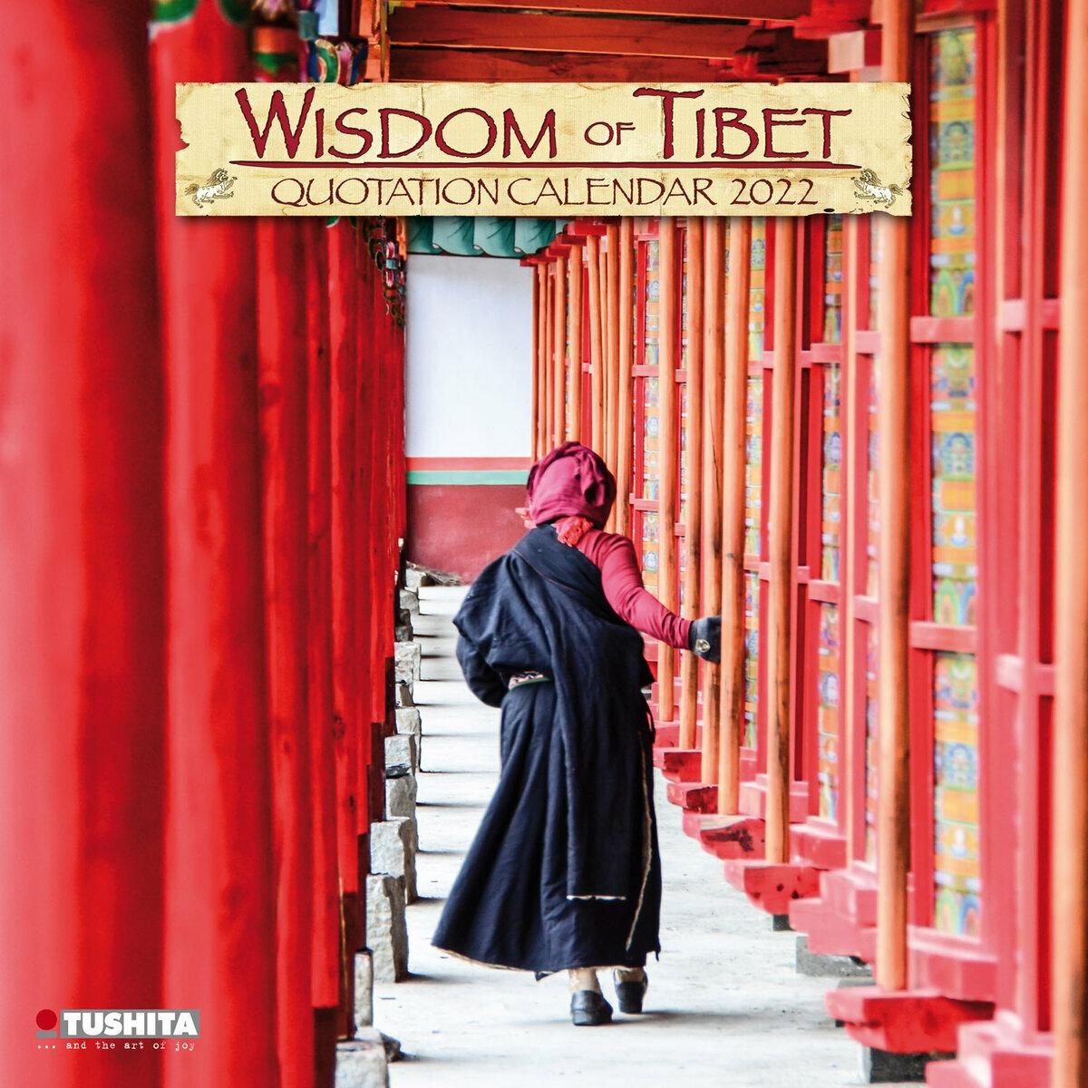 Calendrier Tibétain 2022 Calendrier 2022 Les plus beaux paysages du Tibet