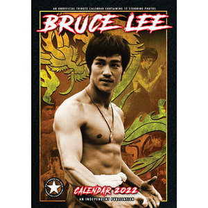 Calendrier 2022 Bruce lee format A3