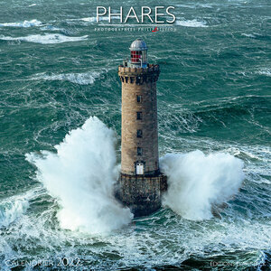 Calendrier 2022 Phare -Philipp Plisson