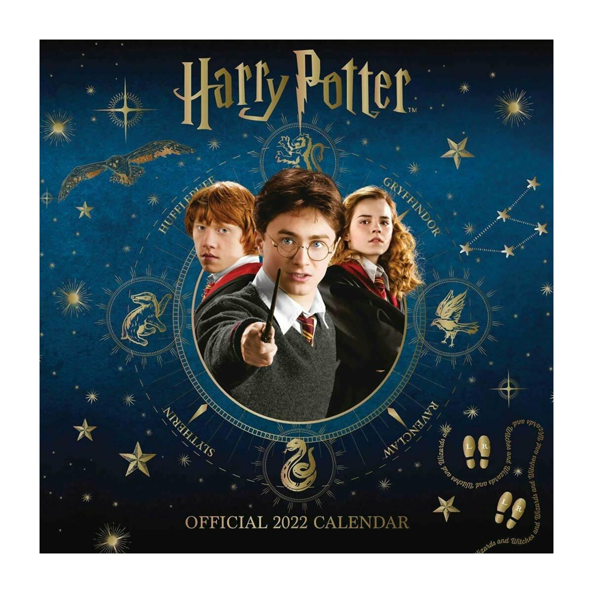Calendrier 2022 Harry Potter Calendrier 2022 harry potter